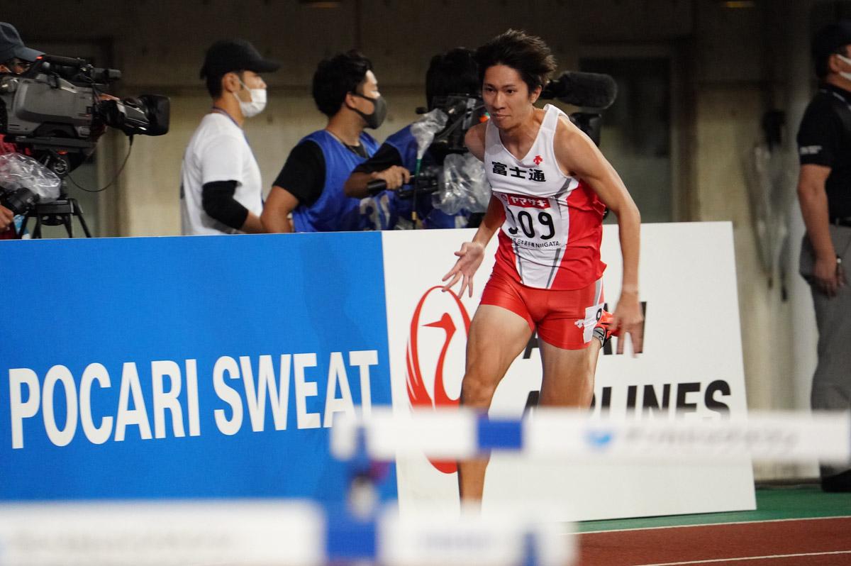 豊田将樹コメント/日本選手権