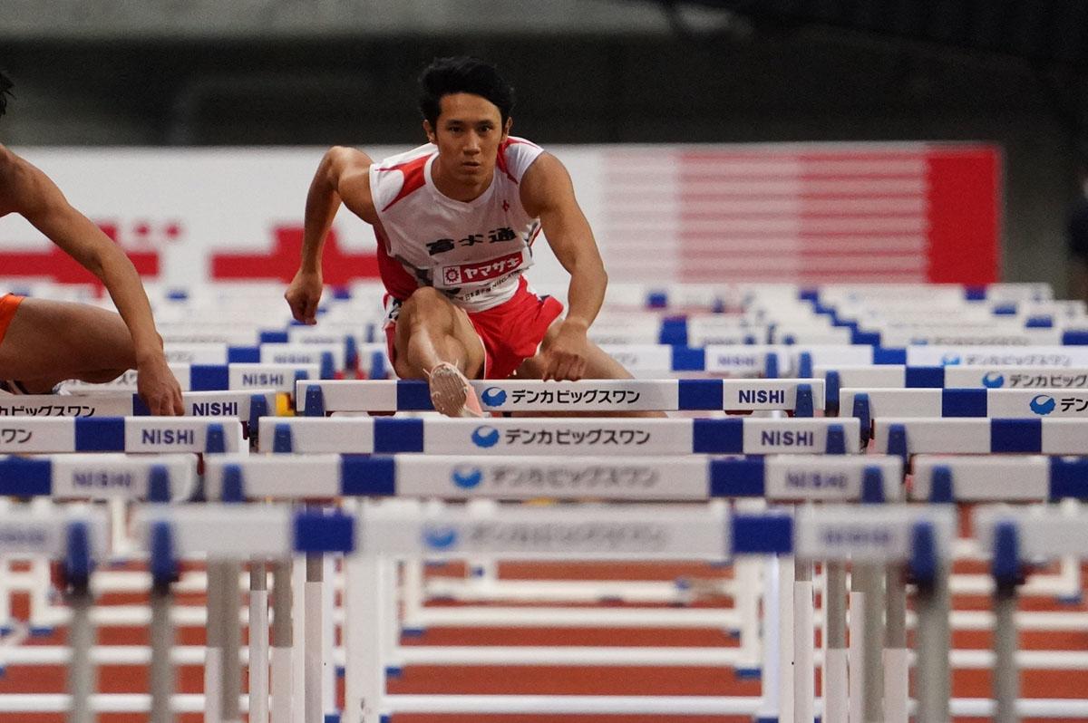 【競技結果】男子110mH決勝