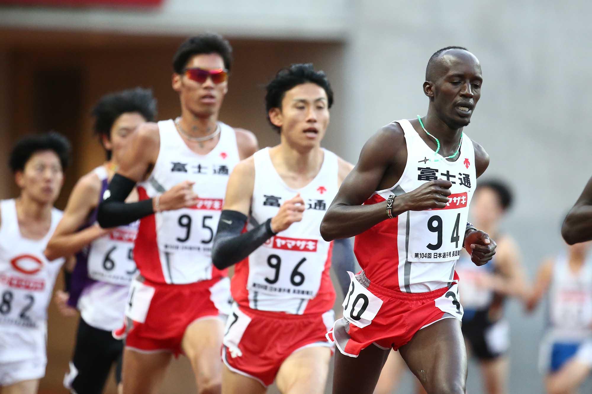 【競技結果】男子5000m決勝