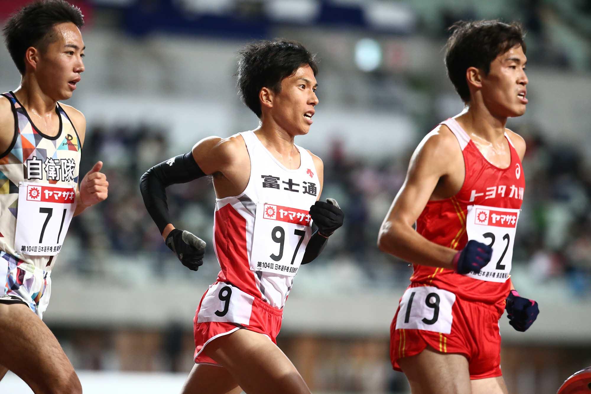 【競技結果】男子10000m